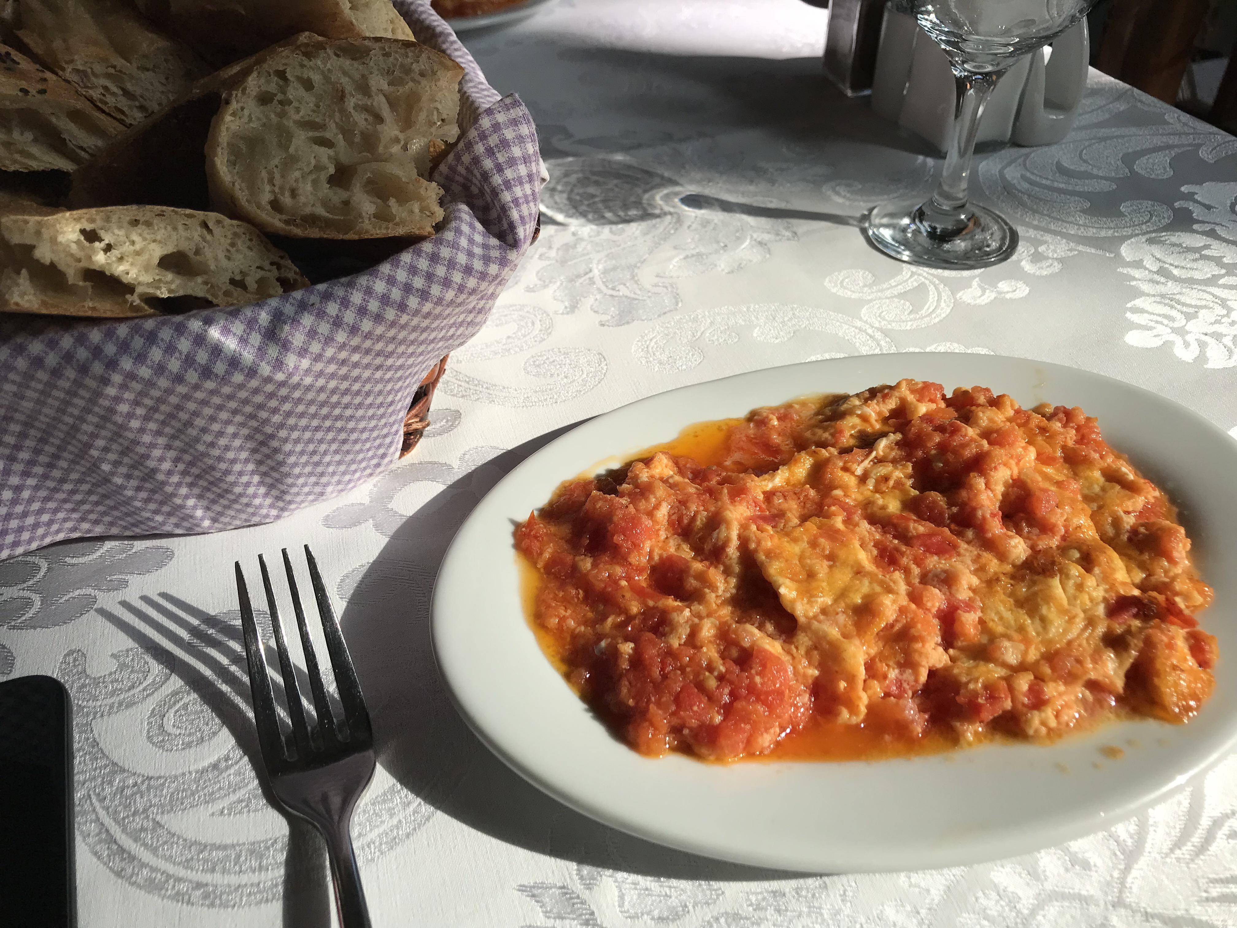 トマトと卵2