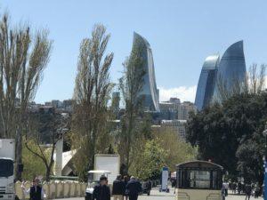 Park in Azerbaijan