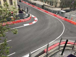 F1 2019 Azerbaijan