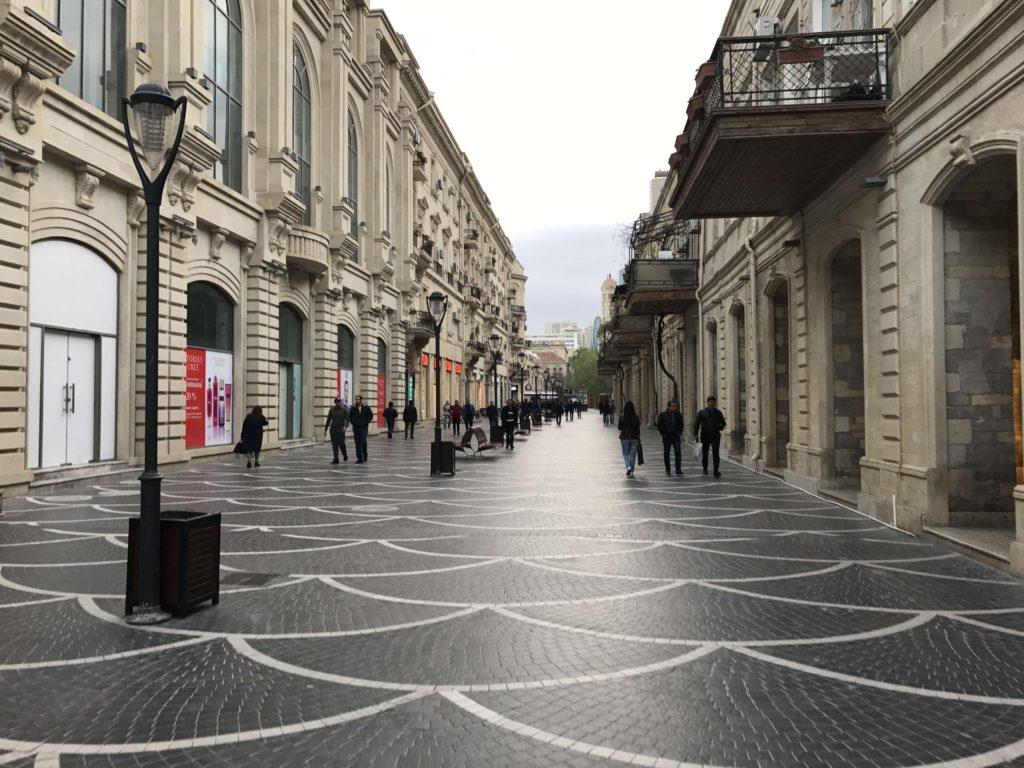 Nizami street