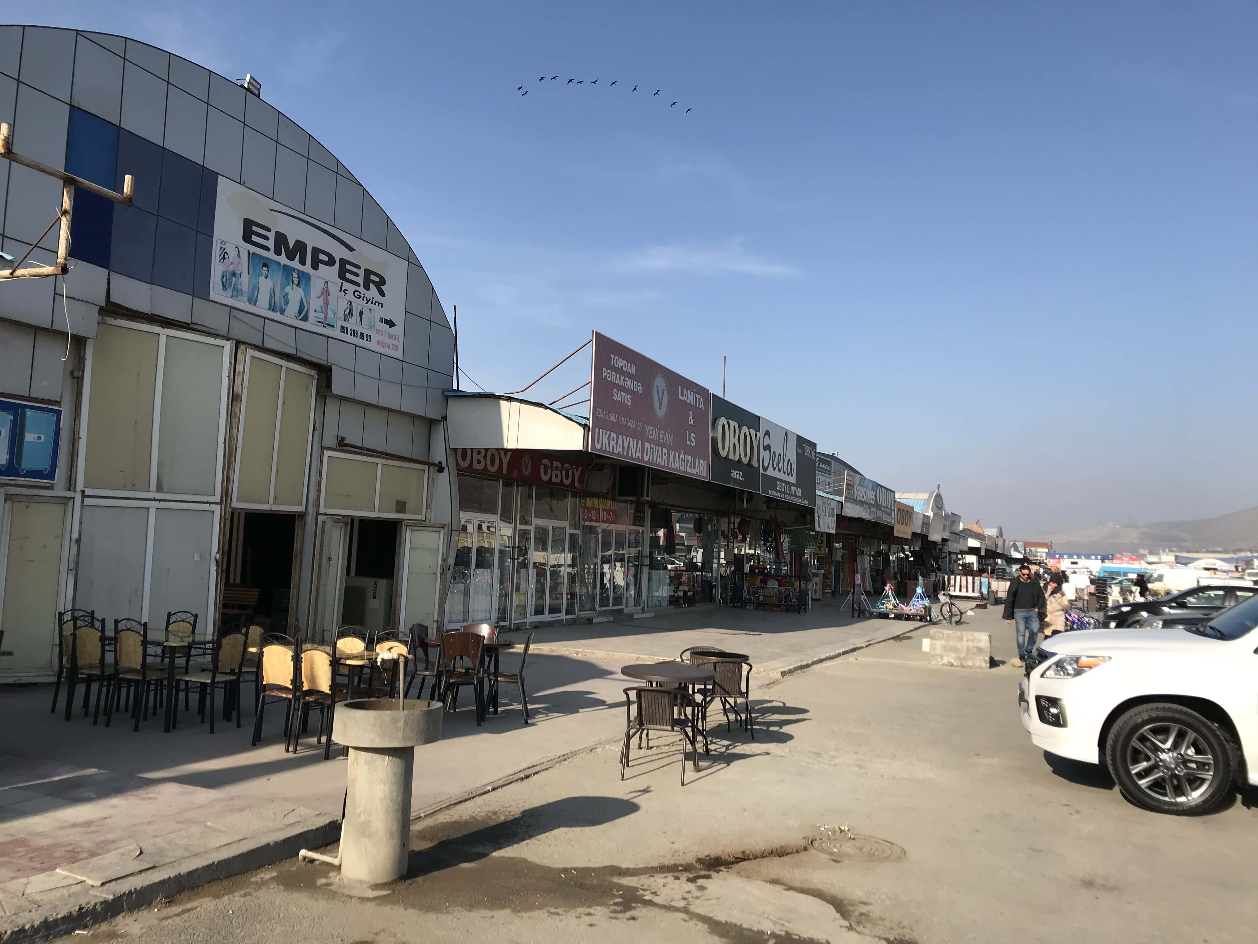 Shops in Sadarak