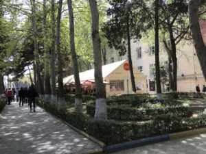 Baku State University レストラン