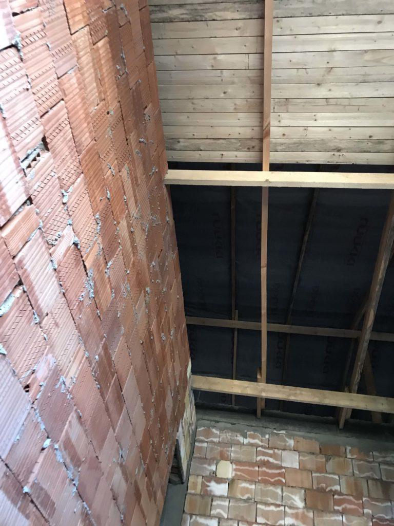 マンションの天井