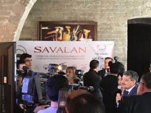 SAVALANパーティー