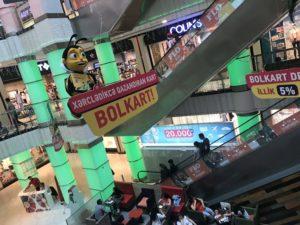 メトロパーク ショッピングモール