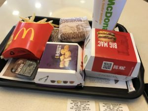 McDonaldセット
