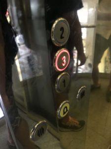 謎のボタン