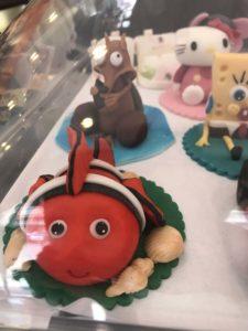 ニモのケーキ