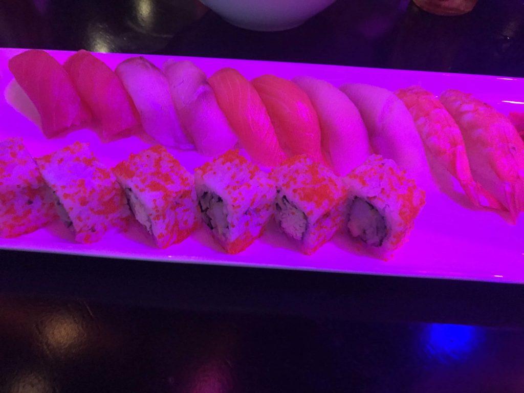 ブッダバーBaku 寿司