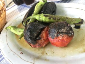 BBQレストラン 野菜