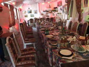 ナイアガラ テーブル