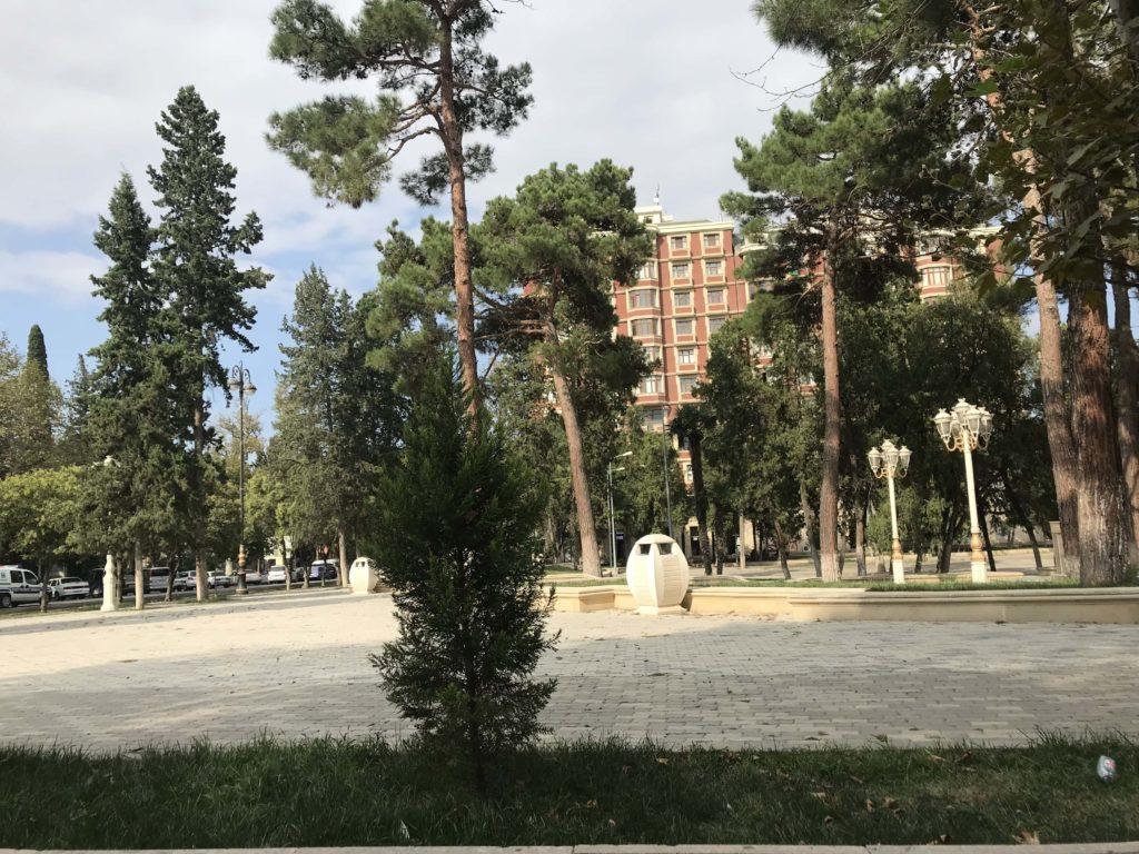 GANJAの公園
