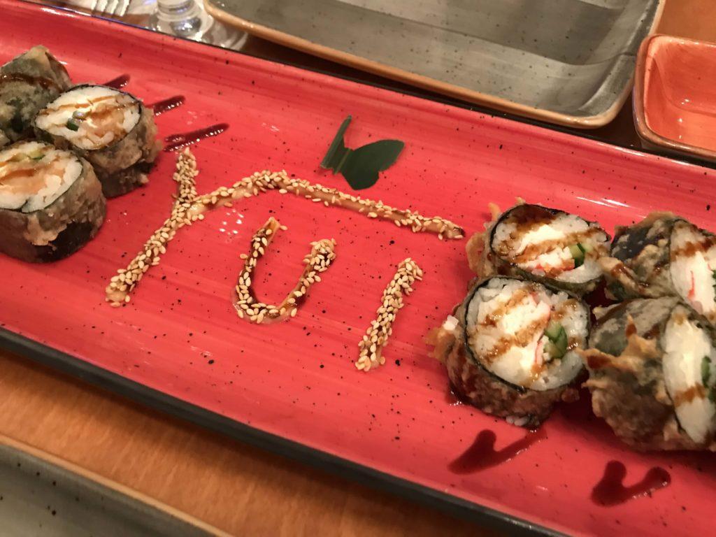 ホット寿司