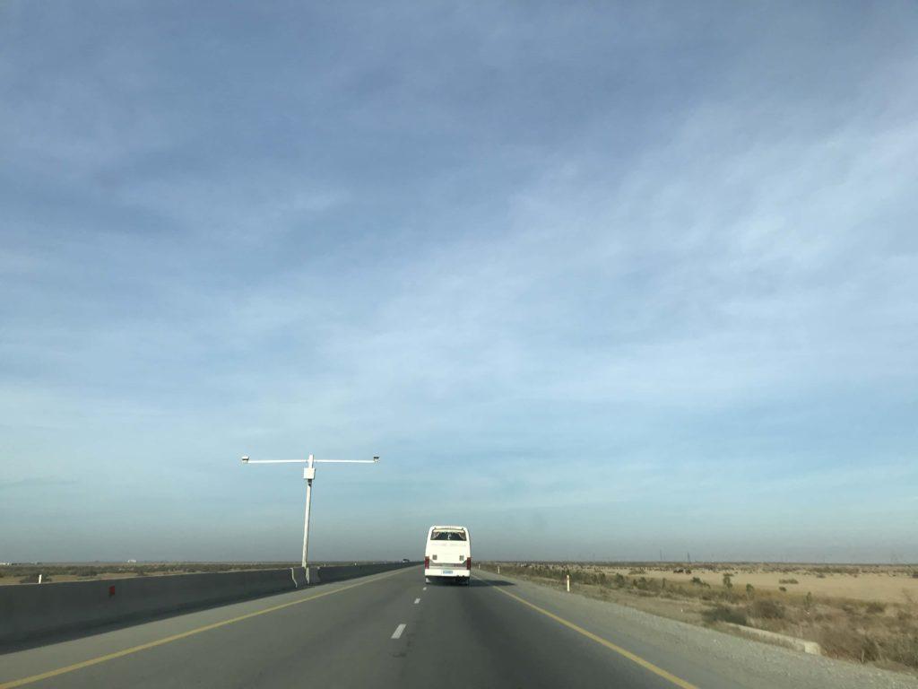 高速道路カメラ