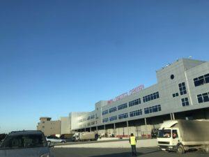 カーゴターミナル