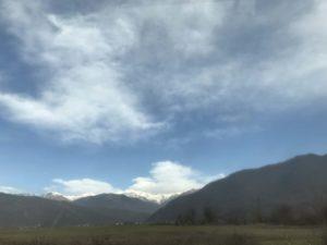 コーカサス山脈