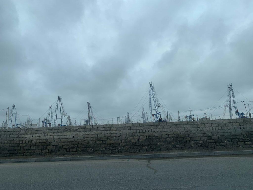 バクー油田