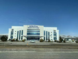 ゴブスタン市庁舎