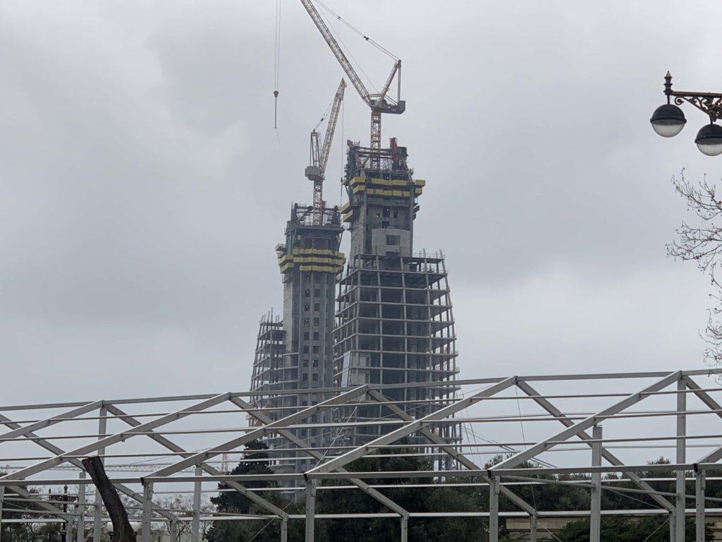 ホテル建設