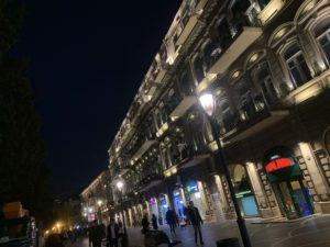 Nizamiの夜景