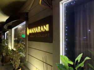 インド料理Maharani
