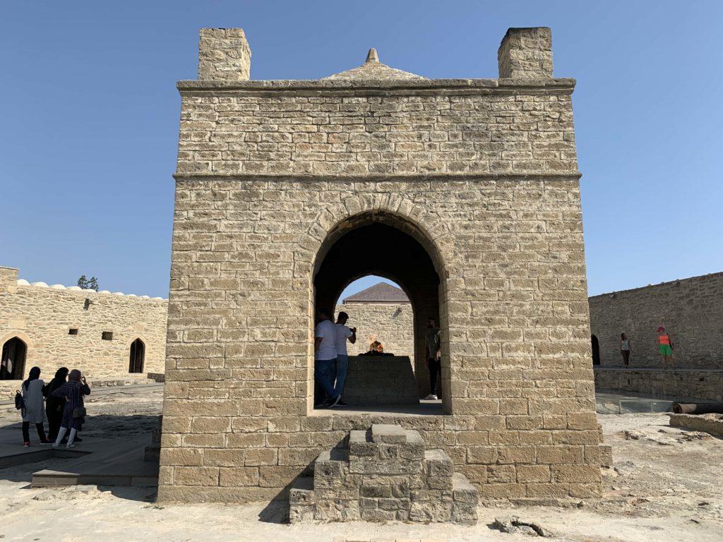 ゾロアスター教寺院