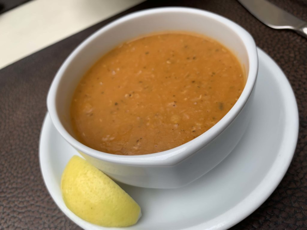 Merch soup