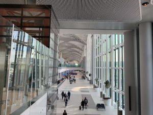 Airport in Turkey