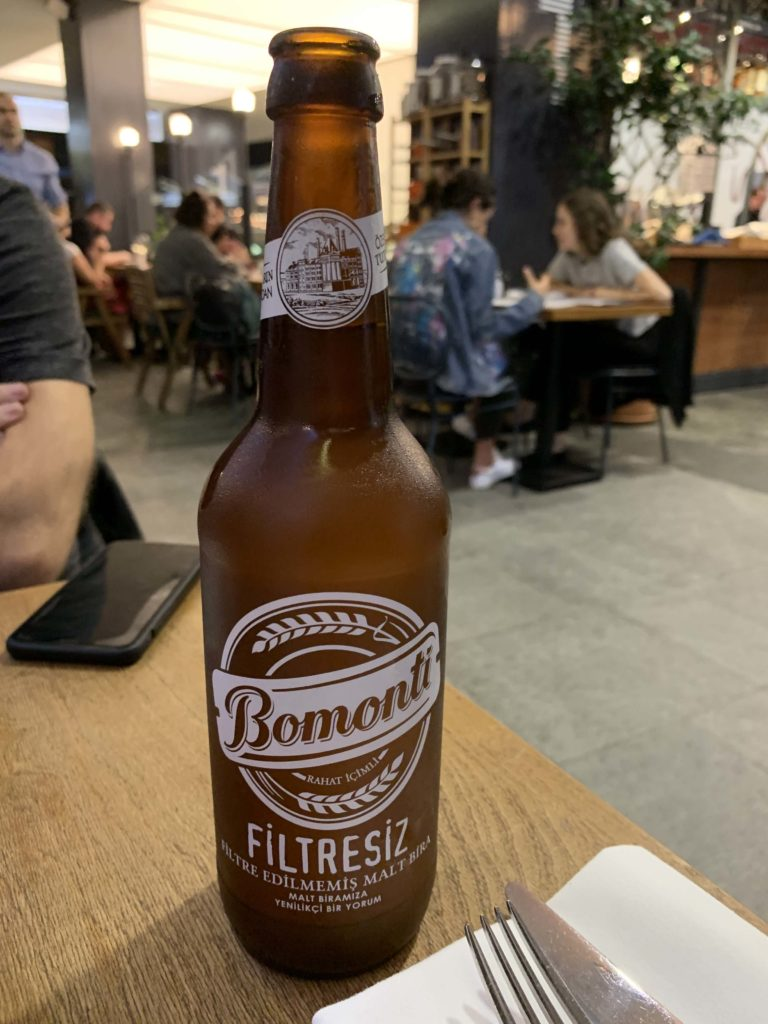 Beer Bomonti