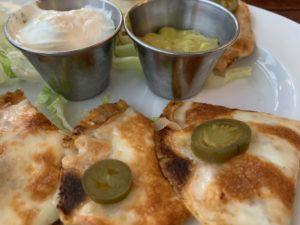 メキシカンなチーズ焼き