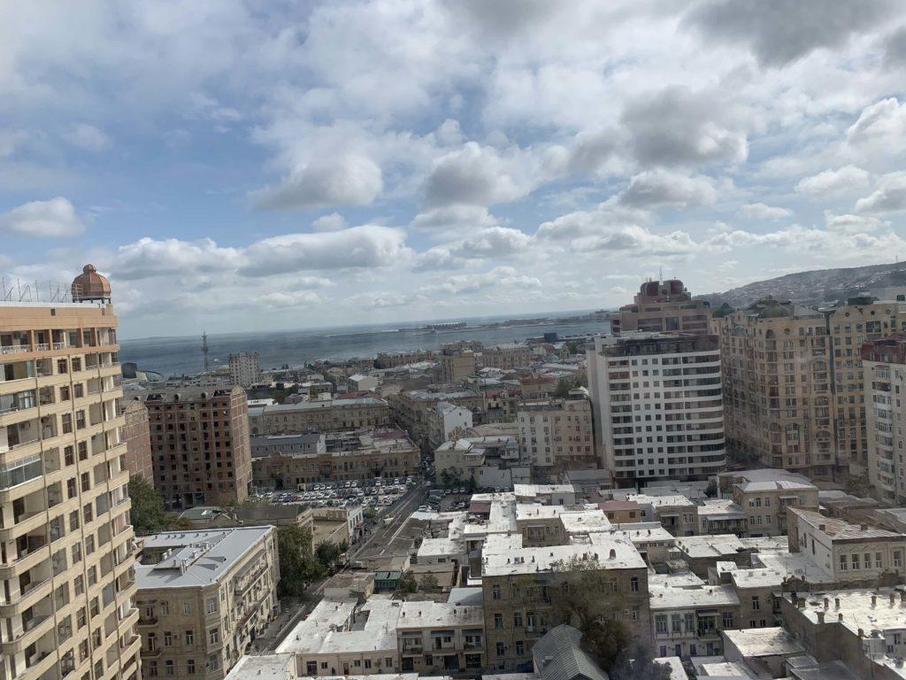 ウインターパークホテルからの眺め