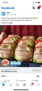 Woltアプリ