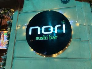 NORI sushi bar