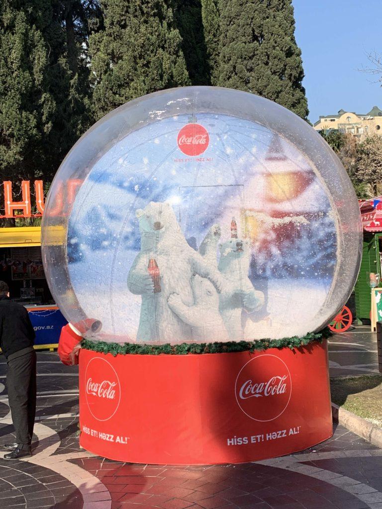 コカ・コーラのスポンサー