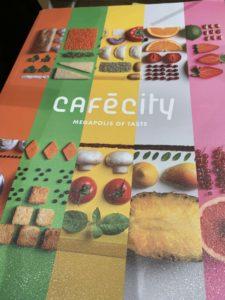 Cafe cityのメニュー