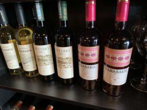 カラバフワイン